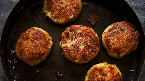 Image for Cook the Perfect...Potato Cakes with Darina Allen