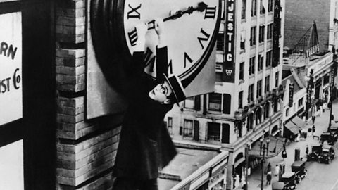 Image for Harold Lloyd's granddaughter
