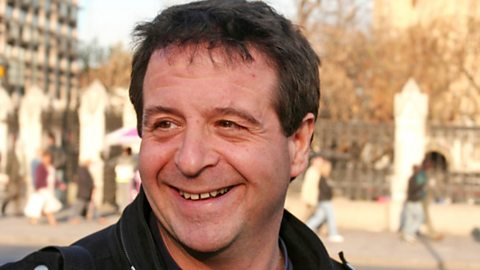 Image for Mark Thomas on opera, his dad and dying