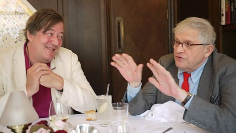 Image for David Hockney and Stephen Fry discuss the language of colour