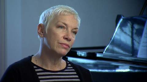 Image for Annie Lennox sets off on her journey to find out more about her ancestors