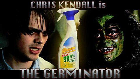 Image for Chris Kendall is THE GERMINATOR