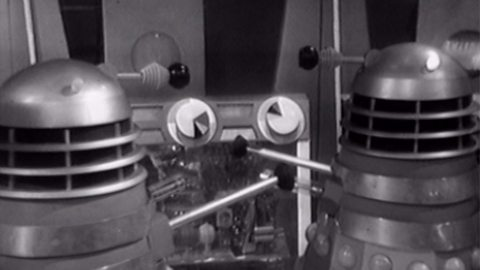 Image for The Daleks - Part 5