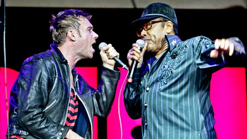 Image for 'Get me a banana!': Damon Albarn on working with Bobby Womack