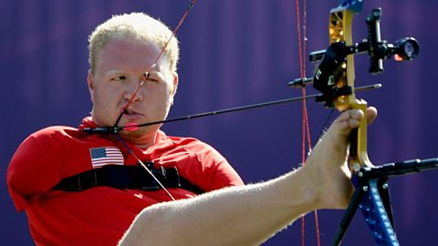 Image for The 'Armless Archer' of the Paralympics