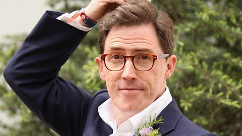 Image for Rob Brydon on his first West End acting role