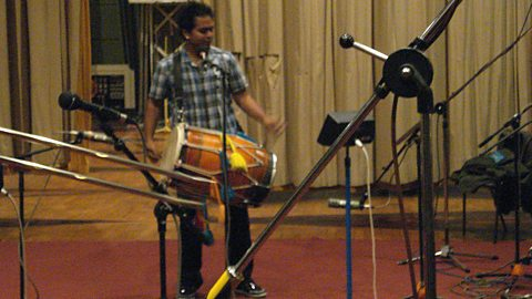 Image for Listen to Red Baraat in session
