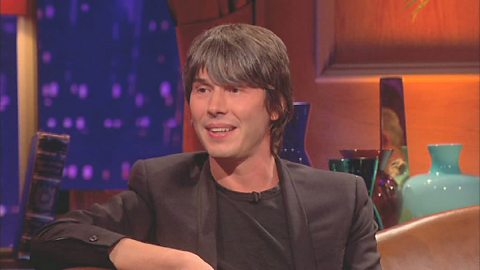 Image for Professor Brian Cox discusses physics with Kate Moss