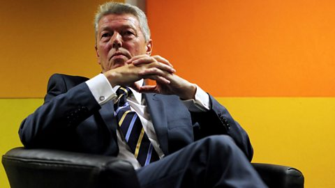 Image for Alan Johnson: 'I wish I'd put Orwell on the national curriculum'