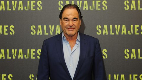 Image for Oliver Stone: 'Growing marijuana is like growing wine'