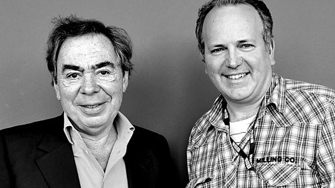 Image for Andrew Lloyd Webber: Celebrity Interview