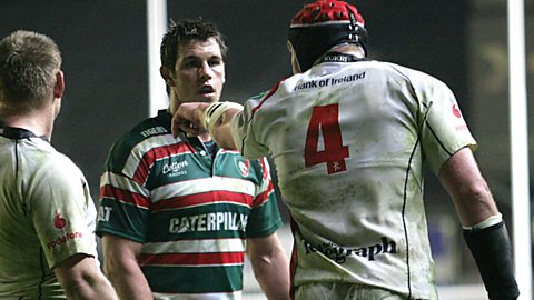 Image for Louis Deacon on the Leicester Tigers Rugby Show