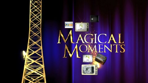 Image for Watch the six Magical Moments from UTV and BBC NI