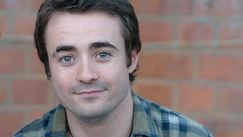 Image for Joe McFadden: Celebrity Interview