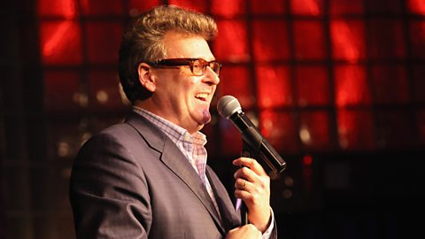Image for Greg Proops on the US Presidential Debate