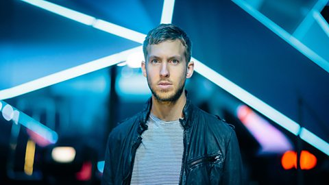Image for Calvin Harris: Celebrity Interview