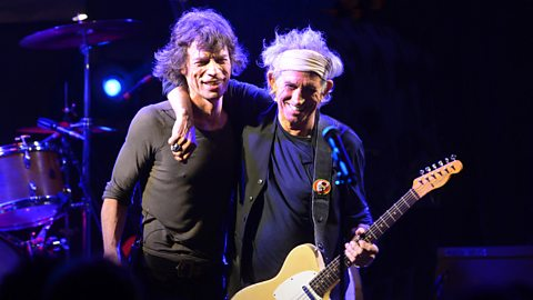 Image for The Rolling Stones, from GRRR! to Glastonbury?