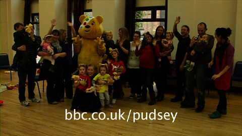 Image for BBC Children in Need helps deaf charity Genie Networks