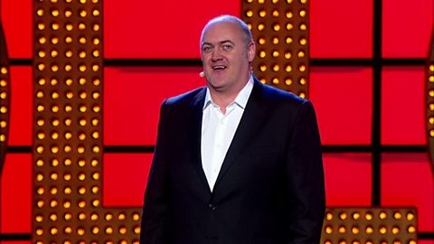 Image for Dara O Briain and the return of Irish builders