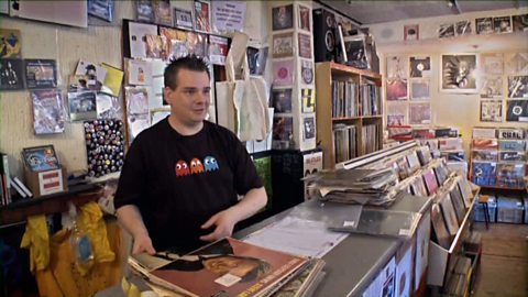Image for Meet Tom, the owner of Sound it Out records