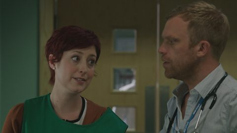 Image for Casualty Video Clip: Dylan's Disappearing Dog Dilemma