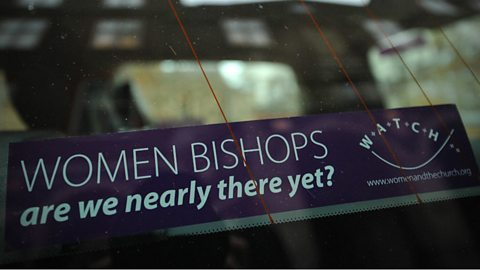 Image for Listeners argue for and against women bishops
