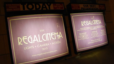 Image for Melton Regal Cinema is set to reopen