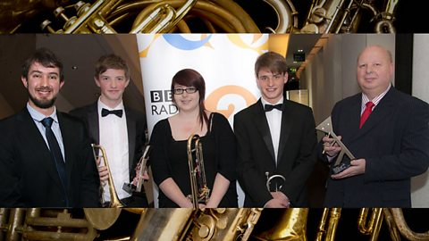 Image for Young Brass Awards 2013