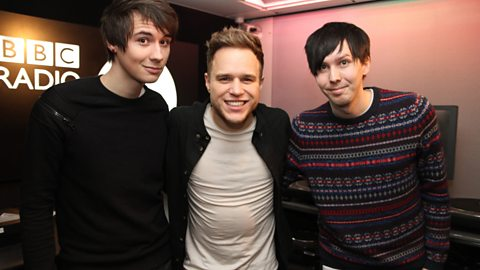 Image for Dan & Phil & Olly Murs