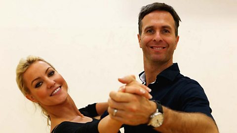 Image for Vaughan reflects on Strictly experience