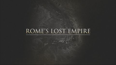 Image for ROME'S LOST EMPIRE TRAIL