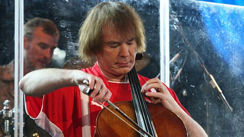 Image for Beverley Humphreys with Julian Lloyd Webber