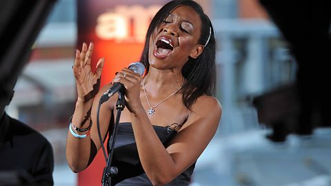 Image for Beverley Knight: Celebrity Interview