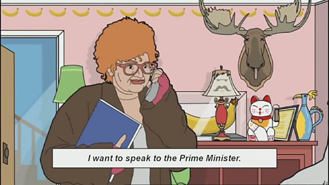 Image for Calling the Prime Minister