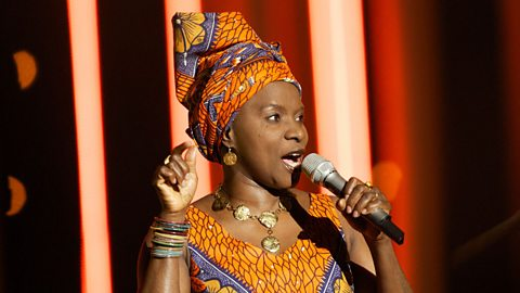 Image for Angélique Kidjo