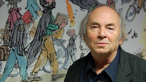 Image for Sir Quentin Blake on Norfolk exhibition