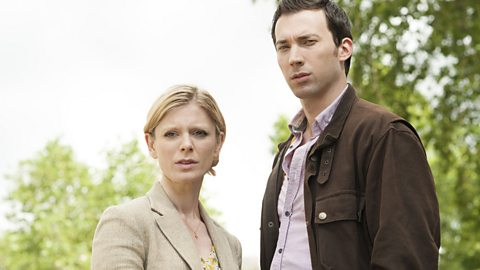 Image for David Cave and Emilia Fox: Celebrity Interview