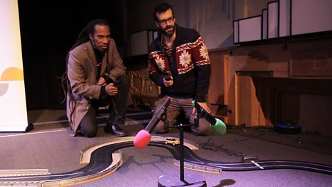 Image for Benjamin Zephaniah: Scalextric
