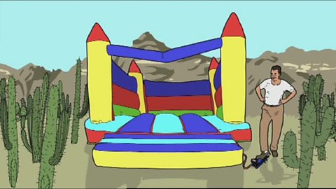 Image for Inflatable Fools