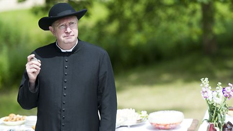 Image for Lady Felicia shares a secret with Father Brown