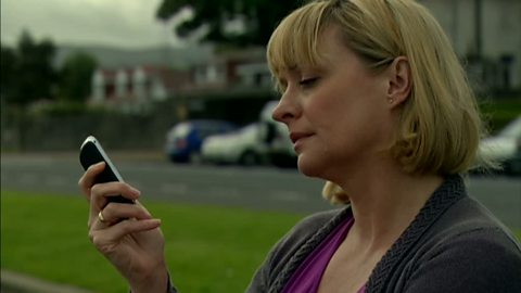 Image for Connor's call stops Christine from drinking