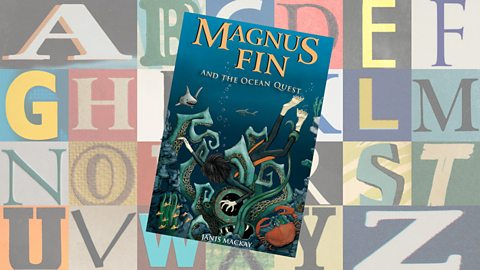 Image for Beachd air Leabhar - Magnus Finn and the Ocean Quest