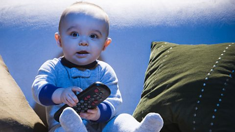 Image for Why TV can be better for babies than books