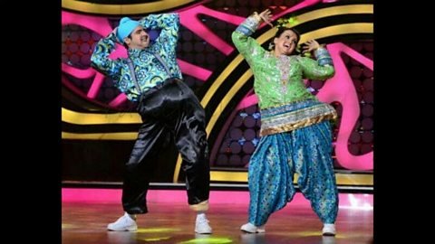 Image for Actor Karan Mehra & Nisha Rawal chat about Nach Baliye.