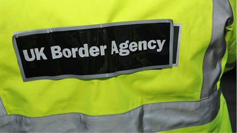 Image for Immigration Minister: UK Border Agency is
