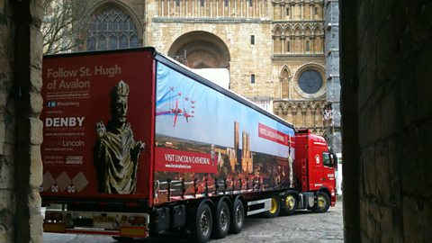 Image for The Lincoln Lorry