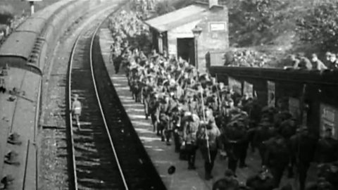 Image for How the railways changed war