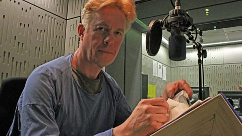 Image for Alex Jennings on playing Britten