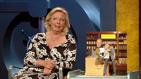 Image for Deborah Meaden on not having your wallet ready