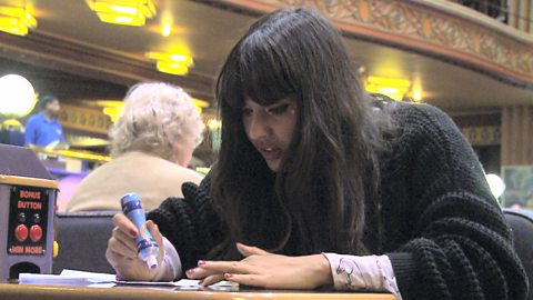 Image for Jameela goes to the bingo